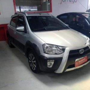 Toyota ETIOS CROSS 1.5 Flex 16V 5p Mec. 2016