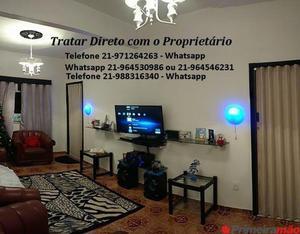 Vendo 3 Casas a Preço de 1 no Bairro de Madureira - Rio de