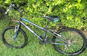 Bicicleta caloi aro 20 hot wheels com 7 marchas