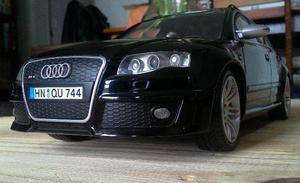 Carrinho Com Controle Remoto Audi Rs4 Station Wagon