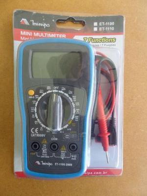 Minipa ET-A Multimetro Digital