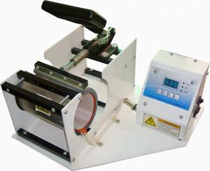 Máquina para transfer de canecas de porcelana e plástico