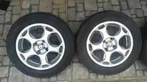 Vendo rodas aro 14