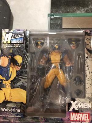 Wolverine Revoltech Amazing Yamaguchi
