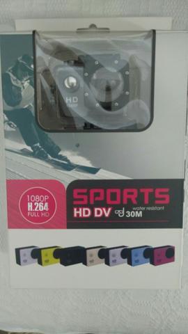 Camera filmadora sport modelo GO pro