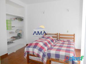 Apartamento 1 dormitório Frente ao Mar na Pitangueiras