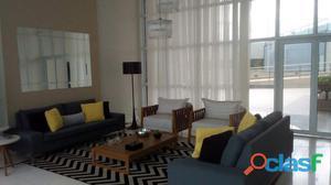 Apartamento / Península / 4 Dormitórios / Semi Mobiliado