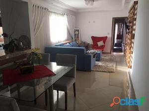 Apartamento com 3 dorms em Santo André - Parque das