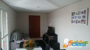 Apartamento de 2 dormitórios na Vila Márcia em