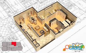 Apartamento de 3 dormitórios, centro de Gravataí