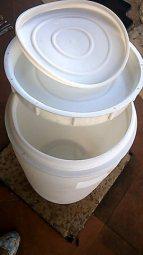 Bombona de cloro 50 litros