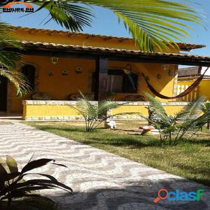 Casa Linear de Alto Padrão em Cabo Frio