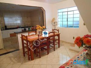 Casa com 4 dorms em Santo André - Jardim Ana Maria por