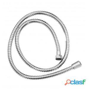 Engate Flexível 180cm Espiralado com fita de Inox para