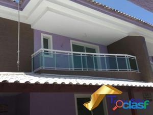 Linda Casa 4 dormitórios no bairro Palmeiras em Cabo Frio