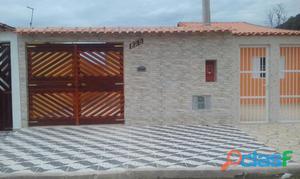Linda Casa Nova Em Mongaguá - MINHA CASA MINHA VIDA