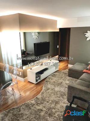 Lindo apartamento no Jardim Goias com 3 Suites ! Impecável