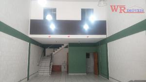 Salão comercial para locação, Centro, São Bernardo do