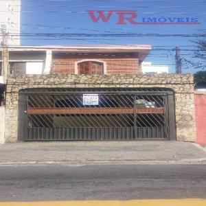 Sobrado comercial para locação, Centro, São Bernardo do