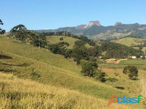 Terreno com 30000 m2 em São Bento do Sapucaí - zona rural