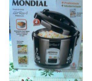 Troco panela elétrica de arroz Fast Rice 4 – Mondial –