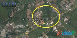 Área 90.000 m² Parque Tecnológico SJC - 300 m² Frente