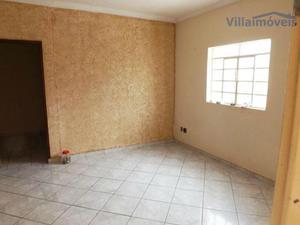 Casa residencial à venda, Parque Dom Pedro II, Campinas -
