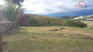 Terreno residencial à venda, Parque Mirante Do Vale,