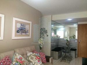 Lindo apartamento 2 quartos(suíte) varanda gourmet