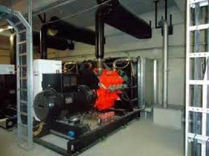 Manutencão de geradores de energia a diesel
