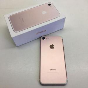 IPhone 7 128Gb Super NOVO Rose NF e Garantia