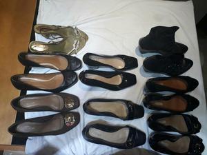 Lote sapatos n° 39 Corello e outros 8 pares