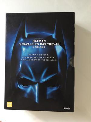 Batman o cavaleiro das trevas - trilogia