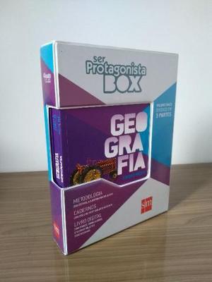 Box didático de Geografia semi-novo (volume único): Ser