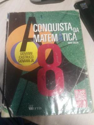 Caderno De Atividades A Conquista Da Matemática 9 Ano
