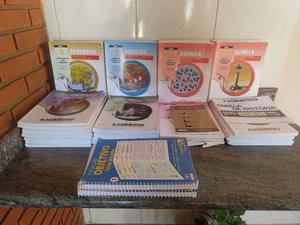 Coleção completa de livros do objetivo (Completo para