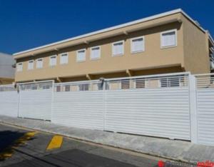 Condomínio de sobrados Novos 3 e 2 dormitórios