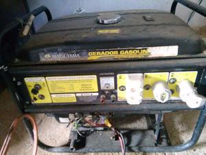 Gerador energia gasolina 5.5kva
