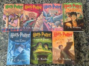 Harry Potter - Coleção Completa