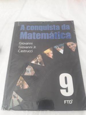 Livro de matemática 9 ano