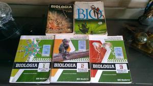 Livros Ensino Médio - Biologia