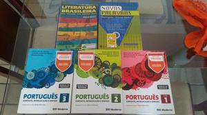 Livros Ensino Médio - Português e Literatura