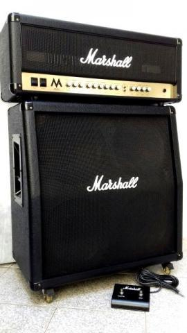 Marshall Amplificador Valvulado
