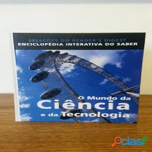 Livro O Mundo Da Ciência E Da Tecnologia Reader's Digest