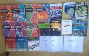 Livros escolares didaticos ensino medio atlas