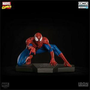 Spider man iron studios