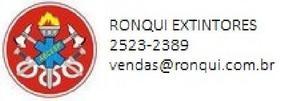 A recarga de extintores -FARMÁCIAS GUAIANASES