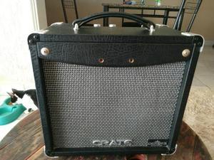 Amplificador guitarra Crate V5 totalmente valvulado 5W
