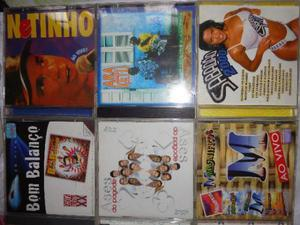 CDs diversos originais
