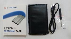Case para HD Externo Hd Sata Notebook 2.5 Bolso Xbox